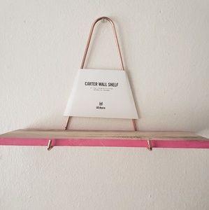 Urban outfitters wall shelf